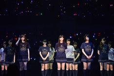 「乃木坂46 2ND YEAR BIRTHDAY LIVE」の様子。