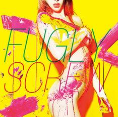 SCREW「FUGLY」初回限定盤Aジャケット