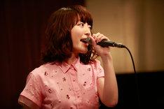 花澤香菜「かなまつり」昼公演の様子。
