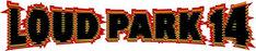 「LOUD PARK 14」ロゴ