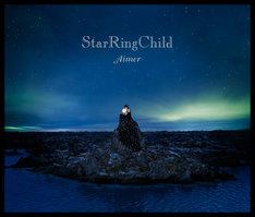 Aimer「StarRingChild EP」初回限定盤ジャケット