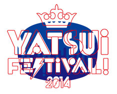 「YATSUI FESTIVAL! 2014」ロゴ