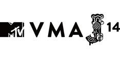 「MTV VMAJ 2014」ロゴ