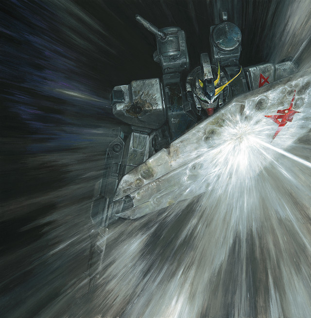V.A「オリジナルサウンドトラック『機動戦士ガンダム 逆襲のシャア』完全版」通常盤ジャケット