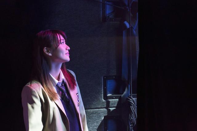映画「DOCUMENTARY of AKB48 The time has come 少女たちは、今、その背中に何を想う?」のワンシーン。(c)2014「DOCUMENTARY of AKB48」製作委員会