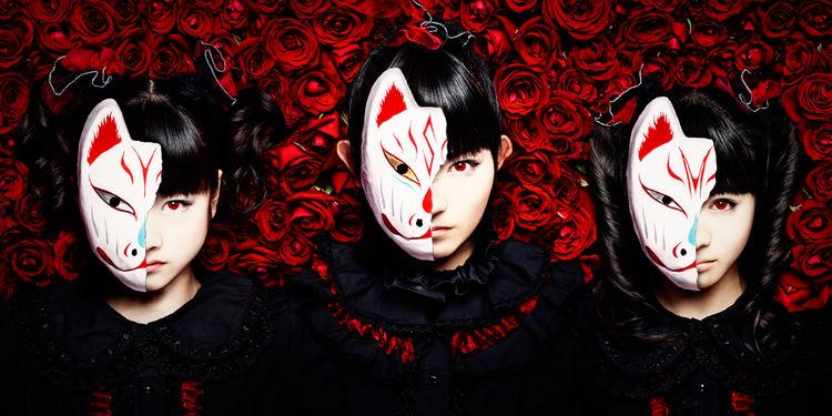 BABYMETAL、NHKで海外ツアー密着特番 - 音楽ナタリー