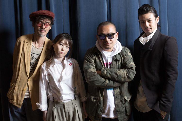 EGO-WRAPPIN'、大川端探偵社で歌うドラマOP期間限定で - 音楽ナタリー