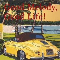 V.A.「Good Melody, Good Life!」ジャケット