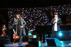 「Yoshiki Classical World Tour」サンフランシスコ公演の様子。