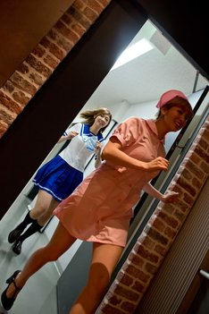 「Berryz工房のオールナイトニッポンGOLD」公開収録の様子。