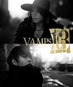 「VAMPS 13 Photography by TAKAYUKI OKADA」キービジュアル
