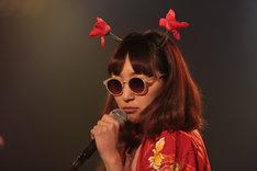 あっこ(HAPPY BIRTHDAY)(撮影:佐藤祐紀)
