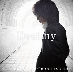 エレファントカシマシ「Destiny」初回限定盤ジャケット