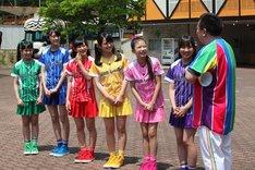 「めざせ甲子園!つかたこレインボーロード」第2回の撮影風景。