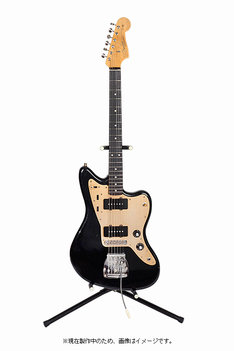LUNA SEA 25th Anniversary Guitar collection 1/8 Scale Figure Fender Custom Shop INORAN Jazzmaster#1 LTD