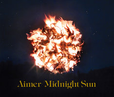 Aimer「Midnight Sun」ジャケット