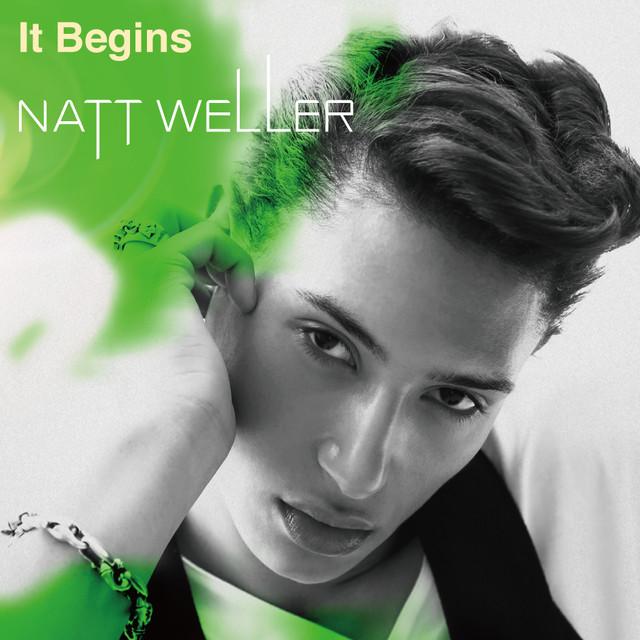 ナット・ウェラー「It Begins」CD盤ジャケット