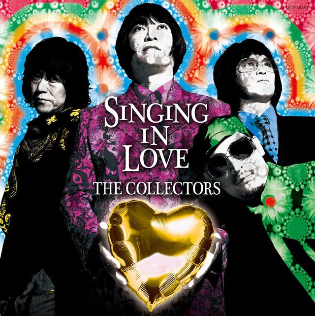 THE COLLECTORS「鳴り止まないラブソング」通常盤ジャケット