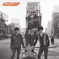 the pillows「About A Rock'n' Roll Band」ジャケット