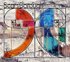 Scars Borough「音紋」ジャケット