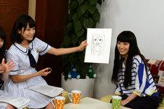 「ソニレコ!暇つぶしTV」収録の様子。