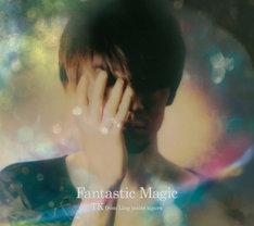 TK from 凛として時雨「Fantastic Magic」初回限定盤ジャケット