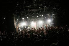 「SUMMER TRIAL LIVE『20262701』」渋谷CLUB QUATTRO公演の様子。