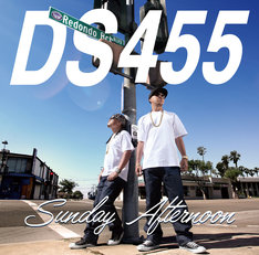 DS455「Sunday Afternoon」ジャケット