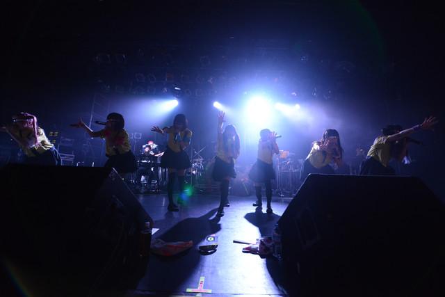 ゆるめるモ! (Photo by ElNinoTheIdol / mel house)