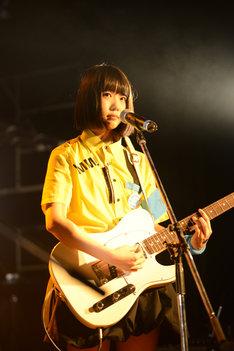 ギターを弾くあの。(Photo by ElNinoTheIdol / mel house)