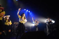 miamiが参加した「白玉ディスコ」の様子。(Photo by ElNinoTheIdol / mel house)