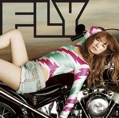 YUKI「FLY」通常盤ジャケット