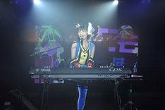 みみめめMIMI「迷宮センチメンタリズム」AKIBAカルチャーズ劇場公演の様子。