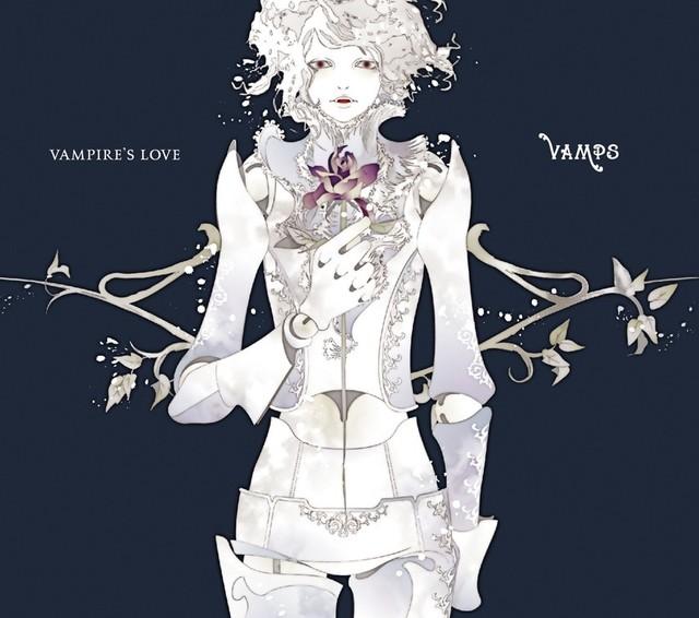 VAMPS「VAMPIRE'S LOVE」初回限定盤Aジャケット