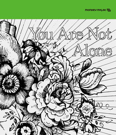 MONKEY MAJIK「You Are Not Alone」CD+DVD盤ジャケット