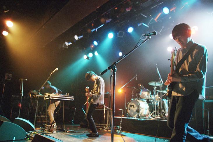 ミツメ「TOUR 2014」掲載写真