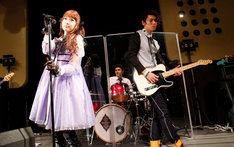 「TRUSTRICK Eternity Tour 2014」東京公演の様子。