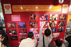 タワーレコード渋谷店の「Perfume Day」の様子。
