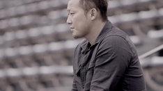 「My HERO」PVに出演した中田翔選手。