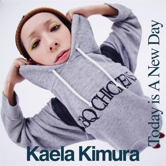 木村カエラ「TODAY IS A NEW DAY」初回限定盤ジャケット