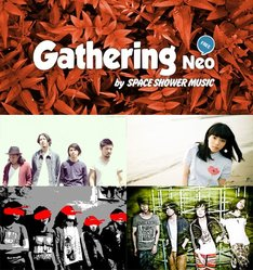 「Gathering Neo vol.6」ビジュアル