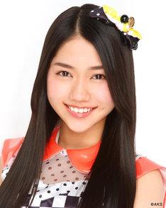 田野優花(AKB48チームK) (c)AKS