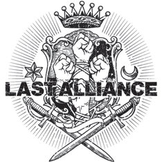LAST ALLIANCEロゴ