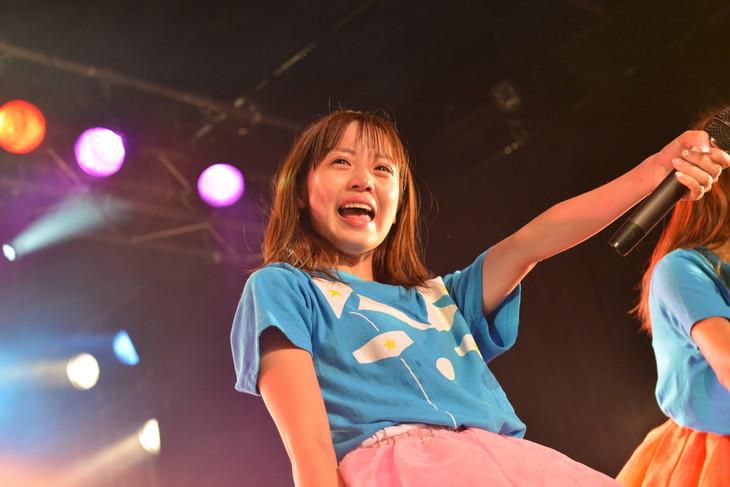 グループからの卒業を発表した奥仲麻琴。