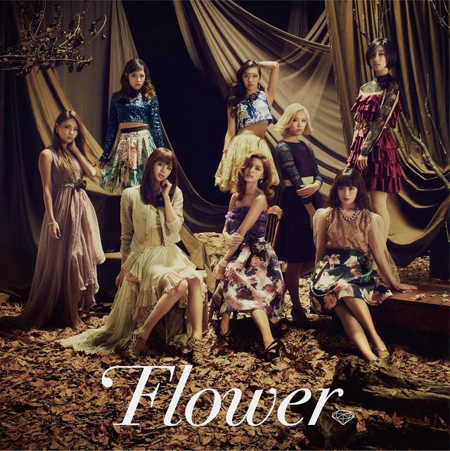 Flower「秋風のアンサー」通常盤ジャケット