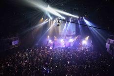 """「ボカロ三昧 大演奏会 """"PREMIUM ENCORE""""」東京・赤坂BLITZの様子。"""