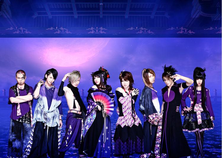 和楽器バンド、新曲は来年OAのアニメ「戦国無双」主題歌 - 音楽ナタリー