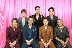 「きくちから」第2回に出演する三代目 J Soul Brothers。