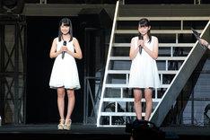 今週の人気画像3位は「モーニング娘。12期メンバーに4名が加入」より、「モーニング娘。'14<黄金(ゴールデン)>オーディション!」から選出された尾形春水、野中美希。