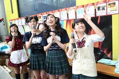 10月4日に行われたSKE48「前夜祭」の様子。 (c)AKS